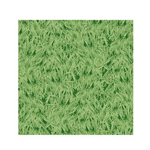PVC CV Belag Grasoptik in 2 m Breite | Länge variabel, Meterware von livingfloor®, Größe:0.20x0.20 m | Muster