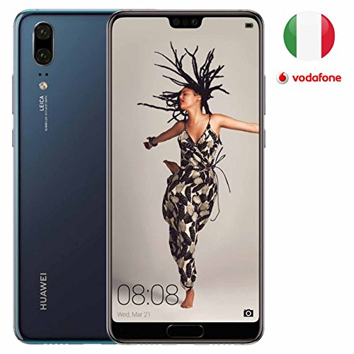 Huawei P20 4Gb Dual Camera Midnight Blue [VODAFONE Italia]