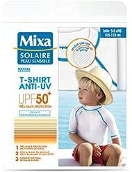 Mixa Solaire Peau Sensible T-Shirt Anti UV Enfant Taille 5 à 6 ans