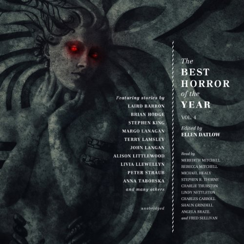 The Best Horror of the Year, Volume 4  Audiolibri