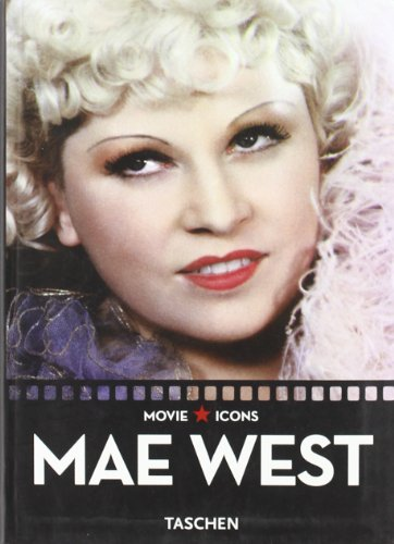 Mae West. Ediz. italiana, portoghese e spagnola (Movie Icons)