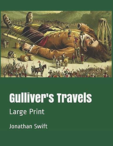 Gulliver's Travels: Large Print
