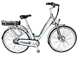 WEE E-Bike CIRRUS, 612Wh , NuVinci 8G, Federgabel...