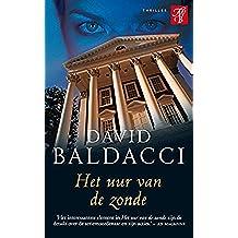 Het uur van de zonde (King & Maxwell Book 2) (Dutch Edition)