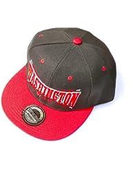 "Midi Shopping - Casquette Snapback Pas Cher Cap Hat Flatbrim ""Washington"" CAP 32WAS"