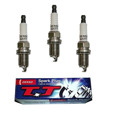 desnso k20tt candela d' accensione Set 3pezzi k20tt den TT Serie–bd0K20tt098