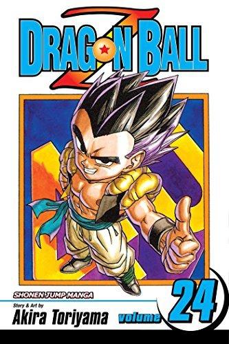 Dragon Ball Z Volume 24 (Dragon Ball Z (Viz Paperback)) by Akira Toriyama (2010) Paperback