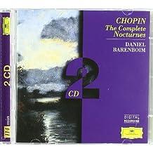 Chopin : L'Intégrale des Nocturnes (Coffret 2 CD)