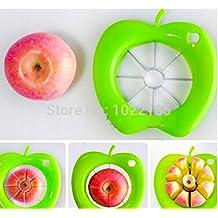 Coupe-pomme et coupe-légume à 8 quartiers en inox