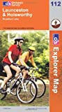 Launceston and Holsworthy. Roadford Lake: Explorer Map 112 (Explorer Maps)