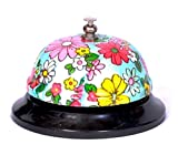 #1: Dolphin™ Floral Call Bell - QJ125 (Assorted Designs)