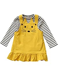e4f228f3932 Amazon.fr   robe de chat - Jaune   Vêtements