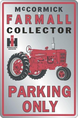 Farmall Raccoglitori in metallo Parcheggio SGN