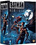 Batman Héritage: Le fils de Batman + Batman vs robin + Mauvais sang + Red Hood: sous le Masque Rouge - DVD - DC COMICS