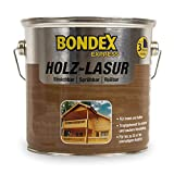 Bondex Express Holz-Lasur Oregon Pine 2,50 l - 330317