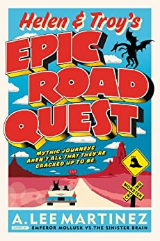Helen and Troy's Epic Road Quest (English Edition)