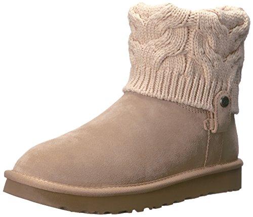 UGG SAELA Stiefel 2018 driftwood, 40 (Stiefel Damen Schuhe Ugg)