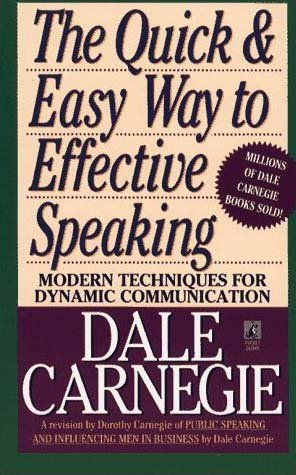 The Quick and Easy Way to Effective Speaking por Dale Carnegie
