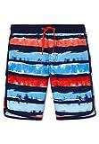 Schiesser Jungen - Teens Badehose Swimshorts - 160620, Größe Kinder:176;Farbe:orange