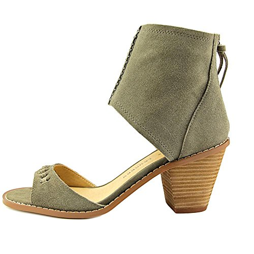 Chinese Laundry Cobbler Wildleder Sandale Grey