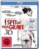 Steven R. Monroes I spit on your Grave [3D Blu-ray + 2D Version]
