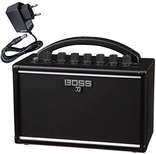 Boss Katana Mini Gitarren-Verstärker + keepdrum 9V Netzteil