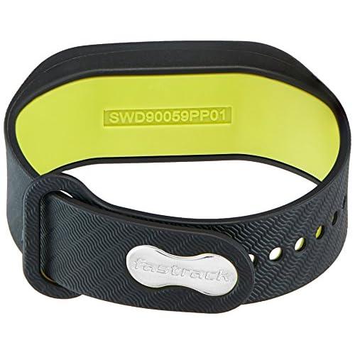 Fastrack Reflex 2 0 Digital Black Dial Unisex Watch