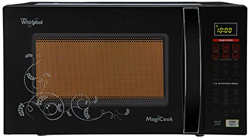 Whirlpool 20 L Convection Microwave Oven (Magicook Elite-20L, Elite Black)