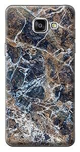 Mott2 Back Case for Samsung Galaxy A5 2016   Samsung Galaxy A5 2016Back Cover   Samsung Galaxy A5 2016 Back Case - Printed Designer Hard Plastic Case - tiles and denim design theme