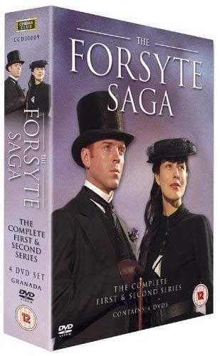 Forsyte Saga - Series 1 & 2 [4 DVDs] [UK Import]