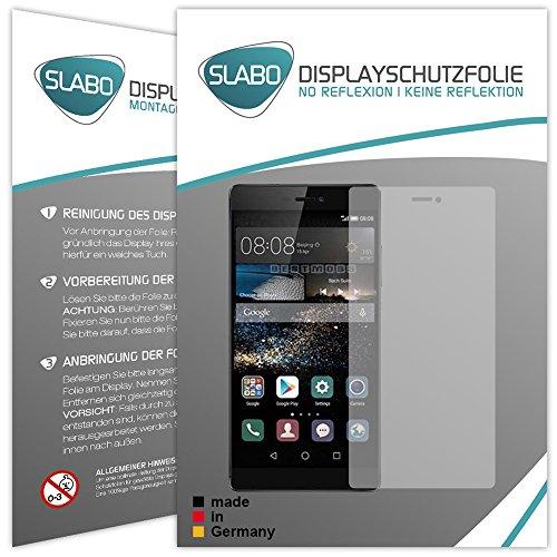 2 x Slabo Bildschirmschutzfolie Huawei P8 Max Bildschirmschutz Schutzfolie Folie