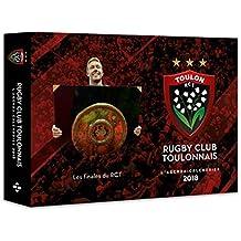L'agenda-calendrier Rugby Club Toulonnais 2018