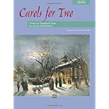 Carols for Two: 7 Duets on Traditional Carols for Advent and Christmas