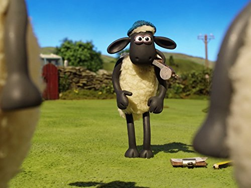 Bitzer für einen Tag (Schaf-film Shaun Das)
