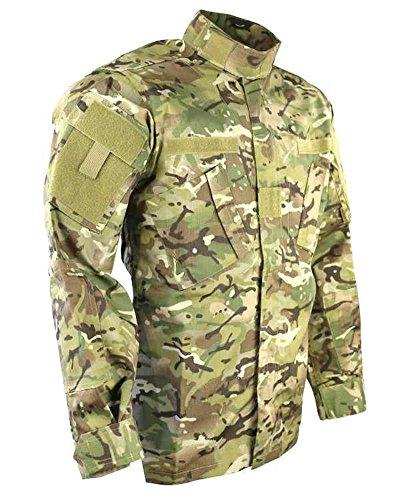Combat ACU Army Combat Uniform Shirt BTP Camo Airsoft