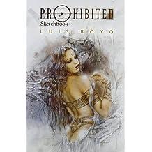 Prohibited Komplettschuber Bd. 1-3 (LUIS ROYO LIBROS)