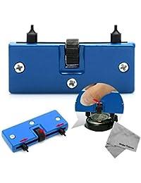 MMOBIEL Llave ajustable para abrir (remover) tapa trasera de relojes. Sirve para reemplazo de batería o reparación de relojes.
