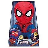 Spiderman mit leuchtenden Augen Plüschfigur Plüsch 30 cm Stofftier Marvel 647998