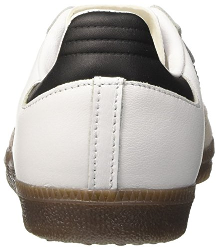 adidas Samba Og, Sneaker a Collo Basso Unisex – Adulto Bianco (Footwear White/core Black/gum)