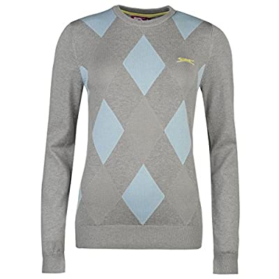 Slazenger Damen Argyle Golf