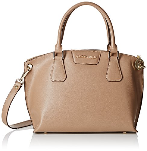 Kesslord Soline, Sac porté main Beige (Taupe)