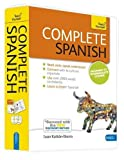 Complete Spanish Beginner to Intermediate Book and Audio Course: Learn to read, write, speak and understand a new language with Teach Yourself (Teach Yourself Language Complete Courses (Audio))