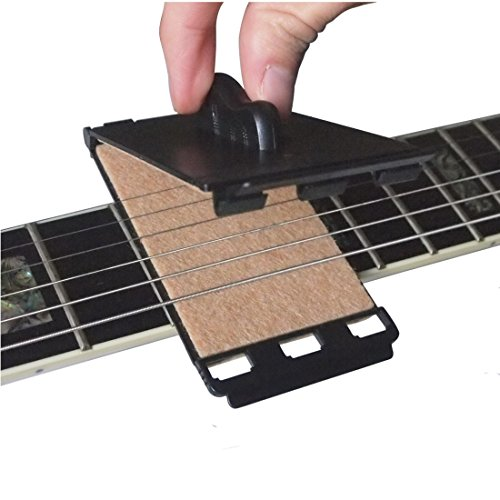 Spartan Music Electric Bass Guitar Fretboard and String Cleaner