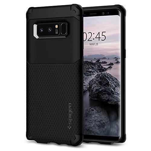 Spigen Hybrid Armor Case for Samsung Galaxy Note 8 Case – Black 587CS22075