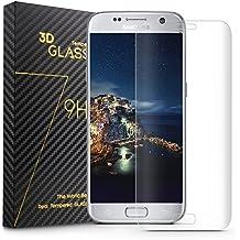 COSKIP Samsung Galaxy S7 edge Pellicola Protettiva ,3D Copertura Completa