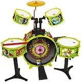 Reig 1482 - Ben 10 Schlagzeug mit Lichter