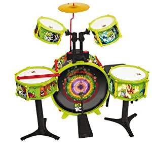 Reig - 1482 - Percussion - Ben 10 - Batterie Lumineuse