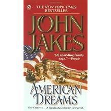 American Dreams by John Jakes (1999-07-01)