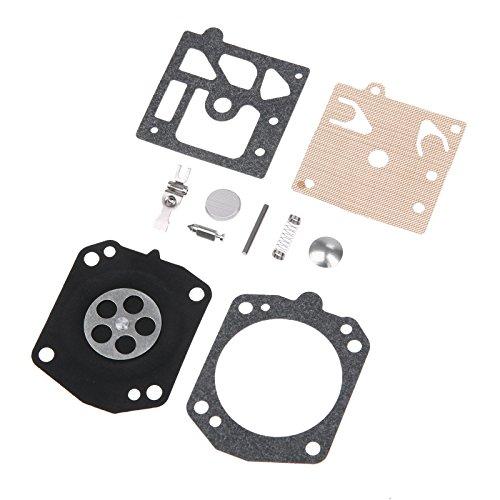Mtsooning Vergaser Reparatursatz Carb Rebuild Kit Membran Dichtungssatz für Stihl Walbro 029 310 039 044 046 MS270 MS280 MS290 MS290 MS341 MS361 MS390 441 FS500 Chainsaw