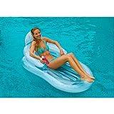 Pool Lounge Luftmatratze aufblasbar Sessel Strandliege - 2